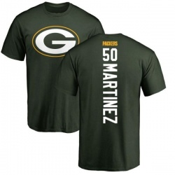 Men's Blake Martinez Green Bay Packers Backer T-Shirt - Green