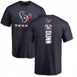 Men's Brandon Dunn Houston Texans Backer T-Shirt - Navy