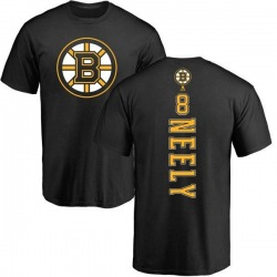 Men's Cam Neely Boston Bruins Backer T-Shirt - Black