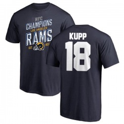 new product fb1e6 c6b67 Women's Cooper Kupp Los Angeles Rams One Color T-Shirt - Ash ...