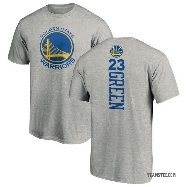 finest selection 12b9a 97649 Men's Draymond Green Golden State Warriors Ash Backer T-Shirt - Teams Tee