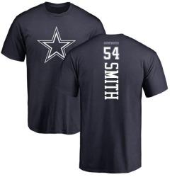 Men's Jaylon Smith Dallas Cowboys Backer T-Shirt - Navy