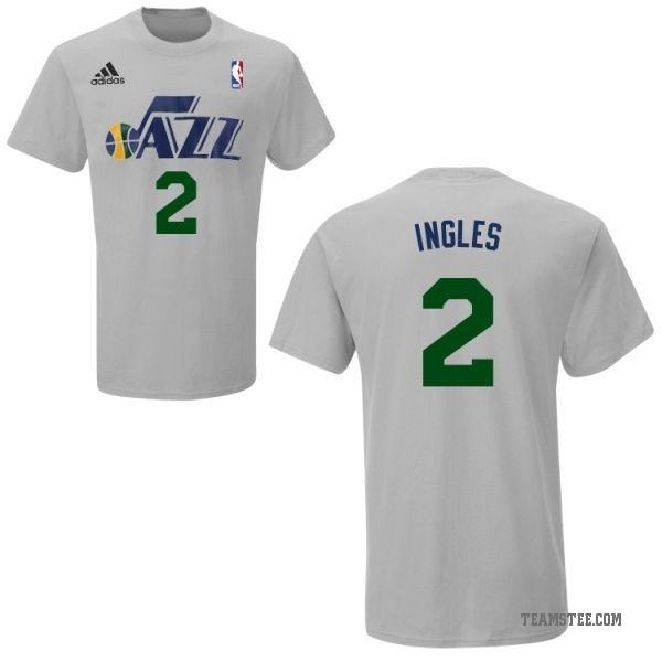 reputable site d190d b831b Men's Joe Ingles Utah Jazz Gametime T-Shirt - Teams Tee