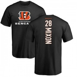 Men's Joe Mixon Cincinnati Bengals Backer T-Shirt - Black