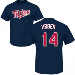 Men's Kent Hrbek Minnesota Twins Roster Name & Number T-Shirt - Navy