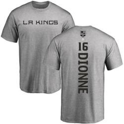 Men's Marcel Dionne Los Angeles Kings Backer T-Shirt - Ash