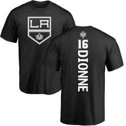 Men's Marcel Dionne Los Angeles Kings Backer T-Shirt - Black