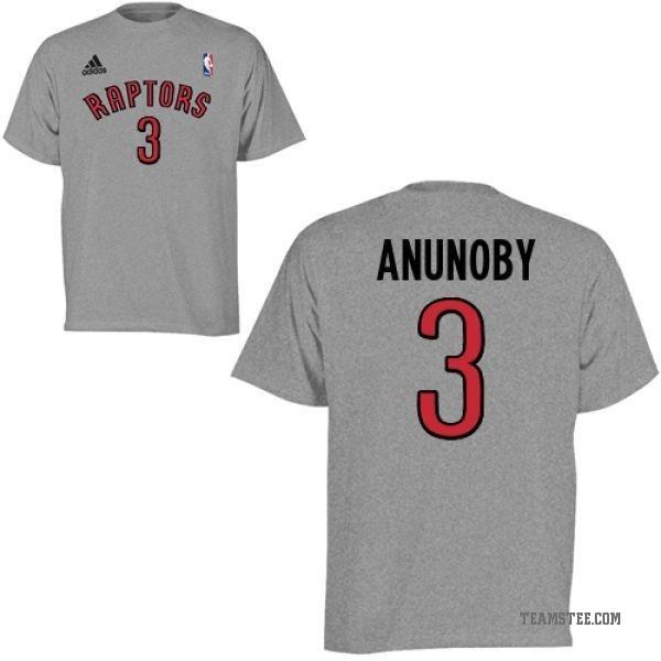 the best attitude f80c3 5fee0 Men's OG Anunoby Toronto Raptors Gametime T-Shirt - Teams Tee