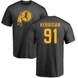 Men's Ryan Kerrigan Washington Redskins One Color T-Shirt - Ash