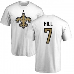 buy popular 0b7df 3aa3d Men's Taysom Hill New Orleans Saints Name...