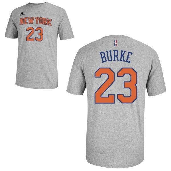 huge discount c9831 ee731 Men's Trey Burke New York Knicks Game Time T-Shirt - Teams Tee