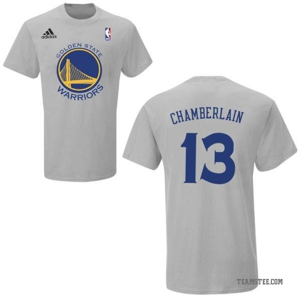 brand new ba484 c6d10 Men's Wilt Chamberlain Golden State Warriors Gametime T-Shirt - Teams Tee