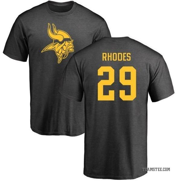new product fe261 c84eb Men's Xavier Rhodes Minnesota Vikings One Color T-Shirt - Ash - Teams Tee
