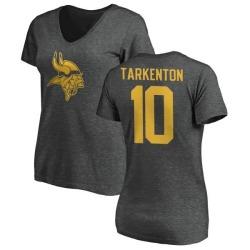 uk availability a727d 89ec6 Men's Fran Tarkenton Minnesota Vikings Flanker Tri-Blend ...
