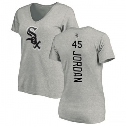 buy popular b008b dab9c Men's Michael Jordan Chicago White Sox Roster Name & Number ...
