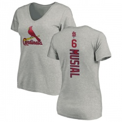 separation shoes 8ecd7 725c5 Youth Stan Musial St. Louis Cardinals Roster Name & Number T ...