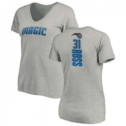 Women's Terrence Ross Orlando Magic Ash Backer T-Shirt