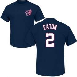 Youth Adam Eaton Washington Nationals Roster Name & Number T-Shirt - Navy