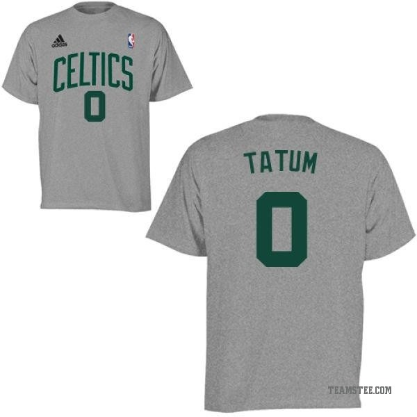 the best attitude 9f862 89bfe Youth Jayson Tatum Boston Celtics Gametime T-Shirt - Teams Tee