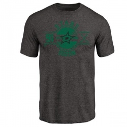 Youth Tyler Seguin Dallas Stars Insignia Tri-Blend T-Shirt - Black